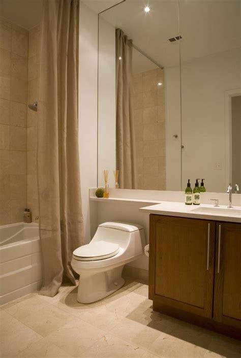 简约家居厕所装修效果图 土巴兔装修效果图