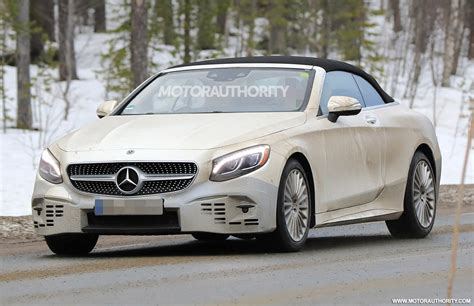 2019 Mercedes S Class by 2019 Mercedes S Class Cabriolet