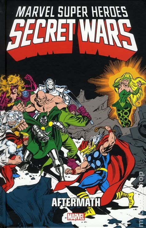 marvel super heroes secret marvel super heroes secret wars aftermath hc 2015 marvel comic books