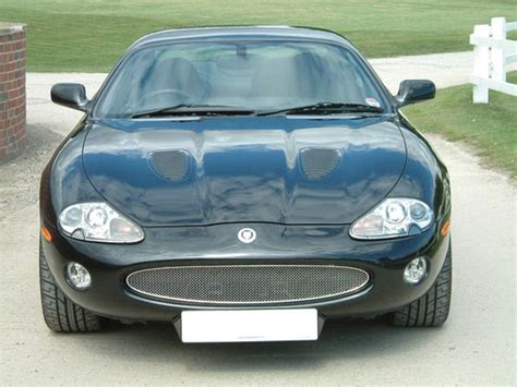 jaguar grill jaguar xk8 and xkr mesh grills jaguar xk8 and xkr parts