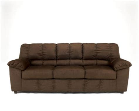 menards couch chocolate micro fiber sofa at menards couch pinterest