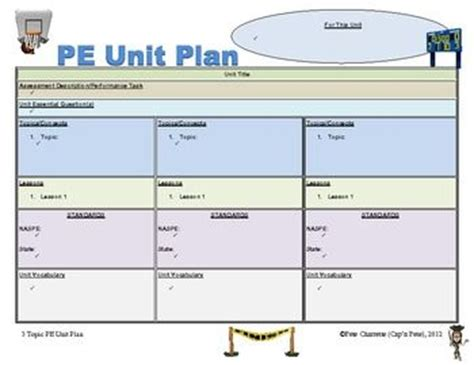 503 best images about PE Lesson Plan Resources on Pinterest