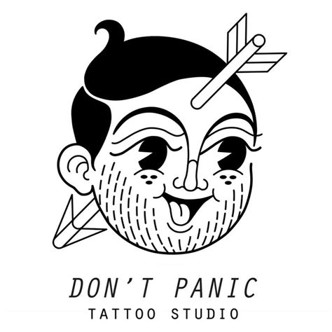don t panic tattoo don t panic studio home