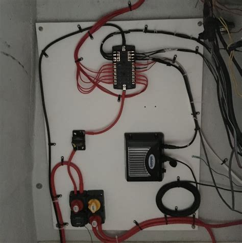 how to rewire boat switch panel rewire switch panel input please the hull truth
