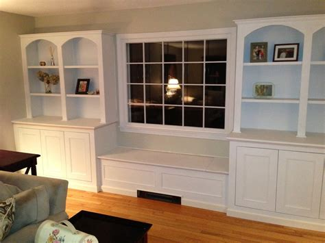 Bookcases With A Window Seat Bookcases Around Window Photos Yvotube