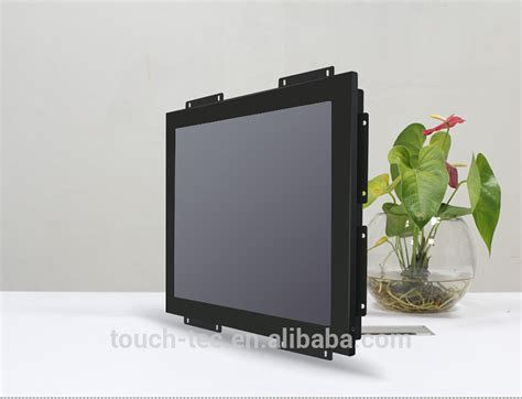Lcd Komputer Touchscreen big laptop led lcd touch screen monitor open frame 15 17