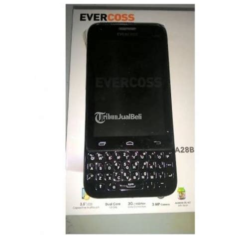 Android Evercoss Murah Ram 1gb handphone android qwerty evercoss a28b touchscreen ram