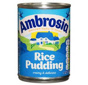 Storage Bookcase With Bins Ambrosia Rice Pudding 400g Dessert Groceries