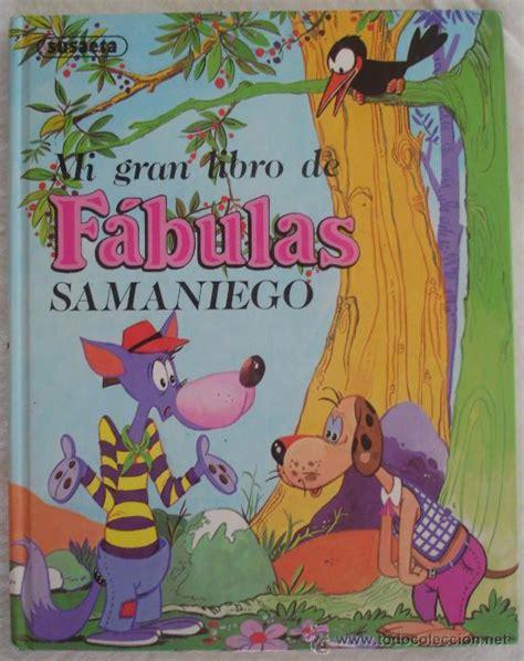 libro fabula de la avista mi gran libro de f 225 bulas samaniego susaeta comprar libros de cuentos en todocoleccion