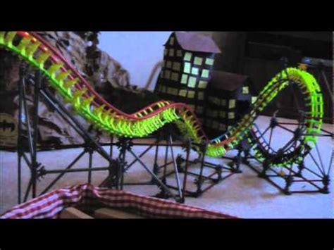 Fright Lined Dining Room k nex roller coaster batman return to arkham asylum