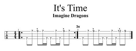 ukulele riffs tutorial it s time by imagine dragons riff ukulele go