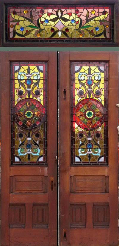 568 best images about beveled glass stained glass doors