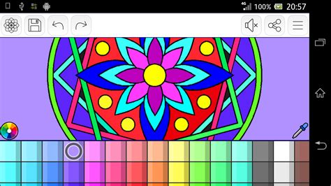 mandala coloring book app mandalas coloring pages android apps on play