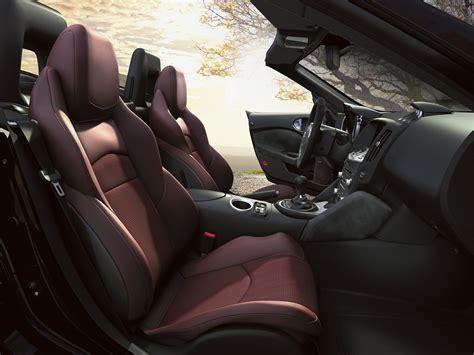 custom nissan 370z interior new 2017 nissan 370z price photos reviews safety
