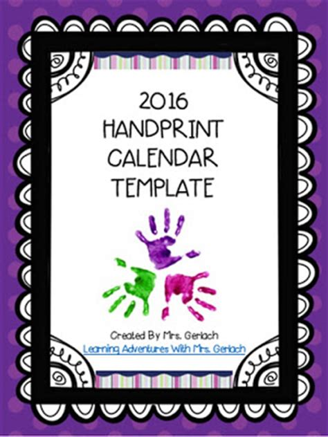 today is calendar template handprint calendar 2016 search results calendar 2015