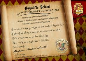 9 best images of harry potter invitation printables free harry potter printables