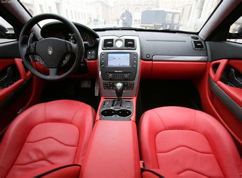 maserati quattro interior italian stallion maserati quattroporte luxury sedan
