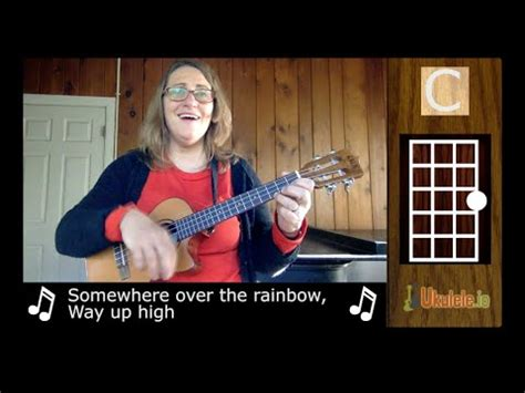 download mp3 hanin dhiya somewhere over the rainbow somewhere over the rainbow ukulele tutorial easy 21