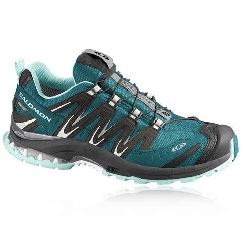 waterproof trail running shoes salomon xa pro 3d ultra 2 tex waterproof trail