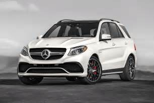 Suv In Mercedes 2016 Mercedes Gle Class Suv Pricing For Sale Edmunds