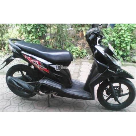 Motor Honda Beat Tahun 2011 motor matic honda beat bekas tahun 2011 warna hitam