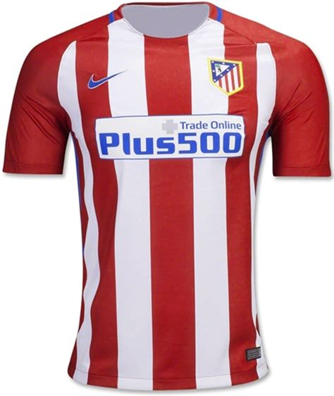 Jersey Grade Ori Atletico Madrid Home 2019 kaos jersey atletico madrid home 2016 2017 jersey bola