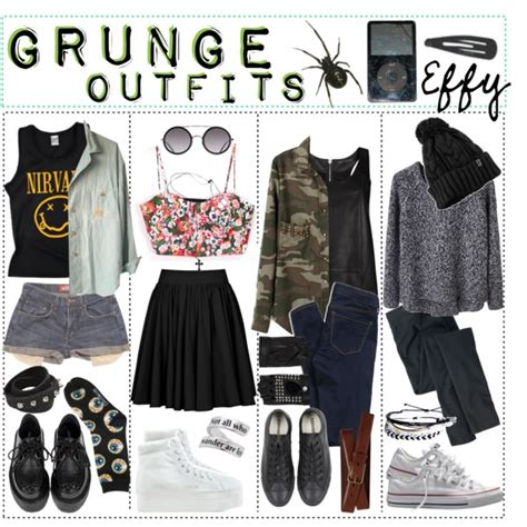 Grunge Outfits.   Polyvore