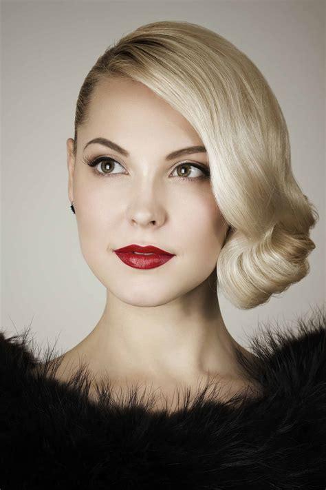 model rambut vintage 15 model rambut bob untuk wajah bulat terpopuler all