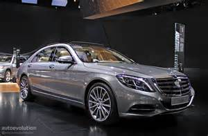 Mercedes S600 V12 V12 Powered 2015 Mercedes S600 Leaked Specced And Videoed