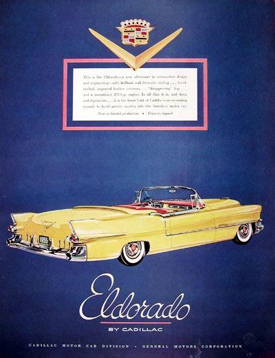 cadillac ad asian designer 12 best 1950 cadillac ads images on pinterest vintage