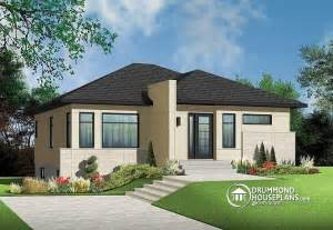 Ranch House Floor Plans With Basement House Plan W3135 V1 Detail From Drummondhouseplans Com