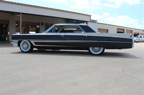 1963 cadillac four door hardtop for sale