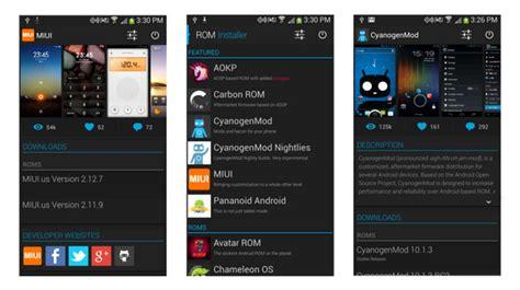 rom installer apk rom installer 191 el mejor gestor de rom de android
