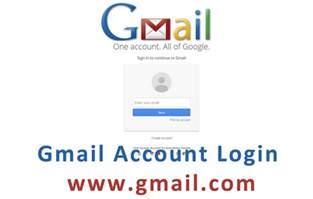 Login Gmail Gmail Account Login Www Gmail Login Kikguru