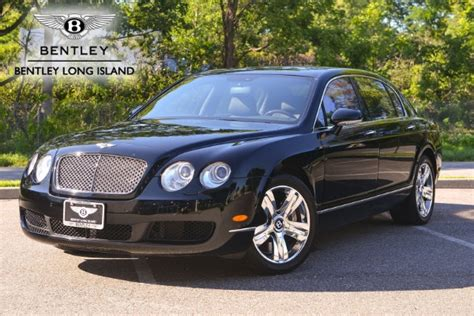 automotive air conditioning repair 2007 bentley continental flying 2007 bentley continental flying spur bentley long island pre owned inventory