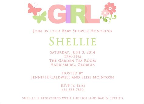 baby shower invitations how to create butterfly baby shower invitations templates