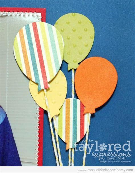 goma eva decoracion infantil globos de goma eva para decorar un cumplea 241 os