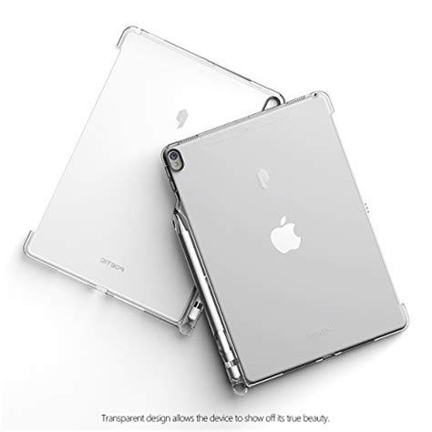 Softjacket Tpu Apple Pro 10 5 Softcase Cover Casing Clear Trans poetic lumos soft transparent ultra thin impact import it all