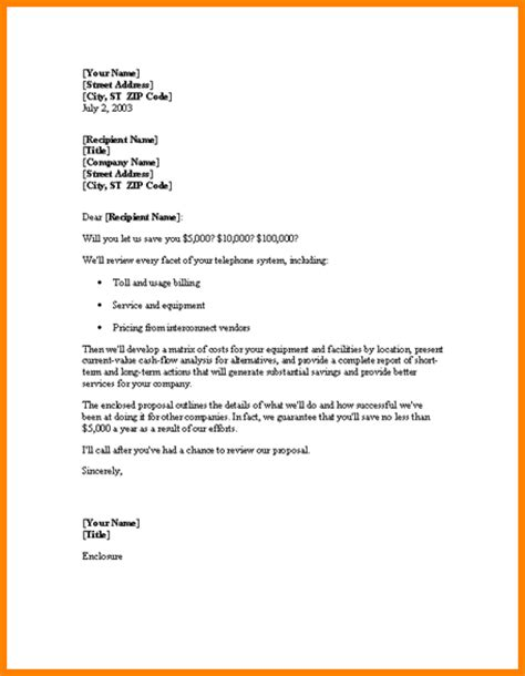 cover letter offering services 10 free sle letter for services