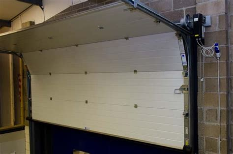 Sectional Overhead Door How To Specify Secional Overhead Doors Industrial Commercial Doors