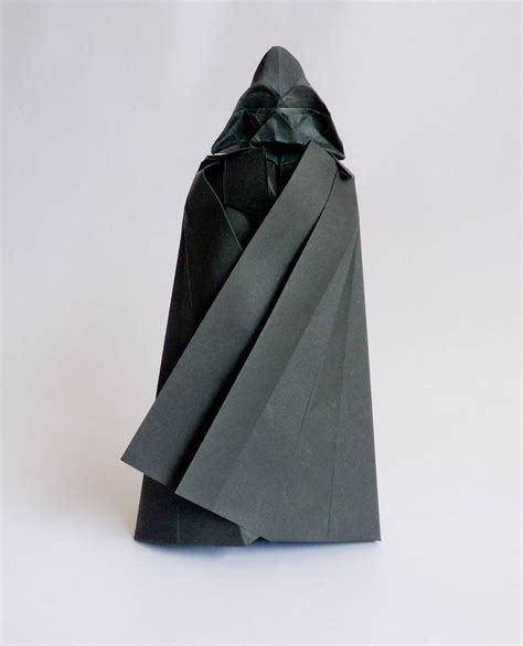 Darth Paper Origami - best 25 kirigami tutorial ideas on diy