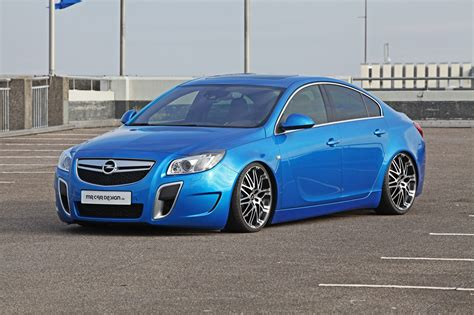 opel logo opel insignia opc tuned by mr car design autotribute