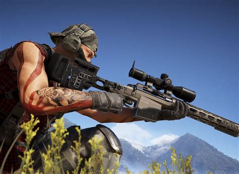the best sniper ghost recon wildlands guide where to find the msr one