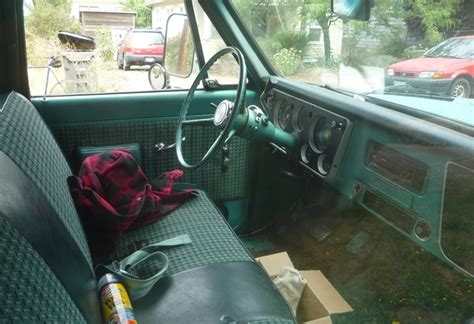 Mercedes Upholstery Kits 67 Chevy Truck The Truth About Cars