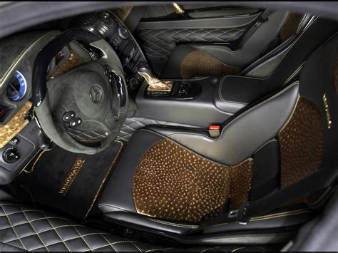 mansory bentley interior 2008 mansory slr renovatio conceptcarz com