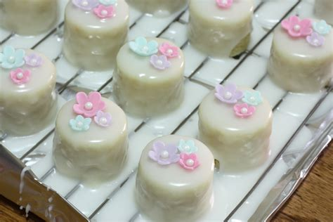 petit fours easy petit fours recipe dishmaps