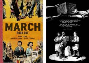 Written by congressman john lewis with andrew aydin art by nate