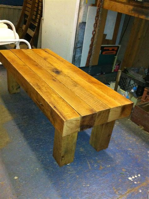 coffee table scrap wood furniture home home decor