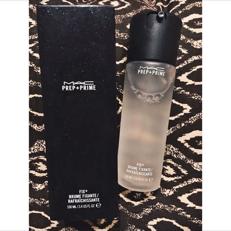 Mac Finishing Spray mac cosmetics mac prep prime fix finishing spray from