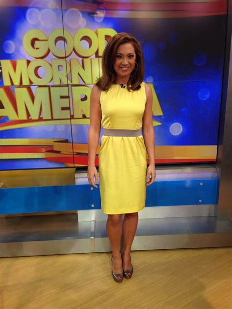 what did ginger zee wear yesterday i bought this dress years ago at ann taylor and the shoes
